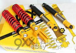 Porsche 944/S/S2/Turbo and 968 Spax Coilover Adjustable Suspension kit