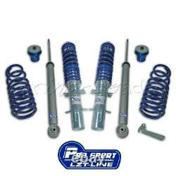 ProSport LZT Coilover Kit for VW Bora FWD 1.8-2.8+T/SDi/TDi/V5/V6, A4/1J 1998-06