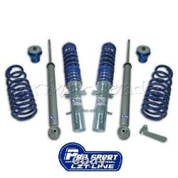 ProSport LZT Coilovers for VW New Beetle Cabrio 1.8/1.8T/2.0/1.9 TDI, 9C 1997-11