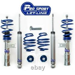 Pro Sport LZT Coilovers Mercedes A Class W176 All Engines 2WD 2012-2018