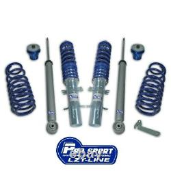 Pro Sport LZT Coilovers Seat Leon Mk1/1M All Engines 2WD Exc Cupra R 1998-2005