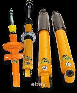 Spax Adjustable Rear Shock Absorber BMW E6, E10 2002, Ti, Tii, 2002 Turbo