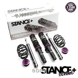 Stance+ SPC05015 Street Coilovers BMW 3 Series E46 Saloon All Engines 1998-2005