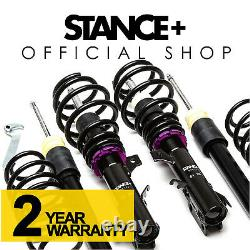 Stance+ Street Coilovers Ford Fiesta Mk8 1.0 EcoBoost, 1.1, 1.5 TDCi (2017-2020)