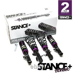 Stance+ Street Coilovers Kit New Mini One 1.4 1.6 1.4D 1.6D Hatchback 01-06 R50