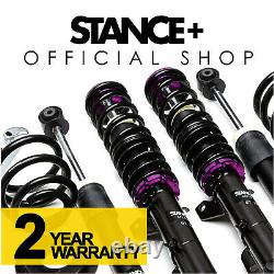 Stance+ Street Coilovers Seat Leon Mk1 (1M) Syncro 4WD 1.8T 1.9TDi 2.8 V6