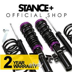Stance+ Street Coilovers Suspension Kit Mazda 3 1.4 1.6 2.0 2.3 (2003-2009)
