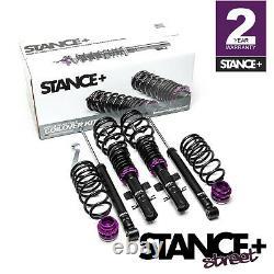 Stance+ Street Coilovers Suspension Kit VW Fox 1.2, 1.4, 1.4TDi