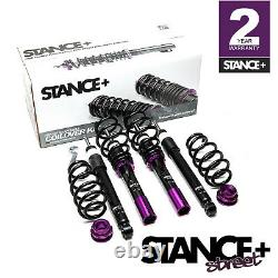 Stance+ Street Coilovers Suspension Kit VW Golf Plus Mk2 2WD (Petrol Engines)
