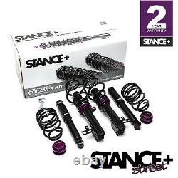 Stance+ Street Coilovers Suspension Kit Vauxhall Astra Mk5 H TwinTop (04-10)