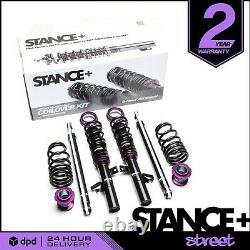 Stance+ Street Coilovers Suspension Kit Volvo C30 1.6D, 2.0D, 2.0D D3, 2.4D D5
