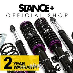 Stance+ Street Coilovers VW UP! 1.0 1.0TSI 1.0 GTI (2011-2020)