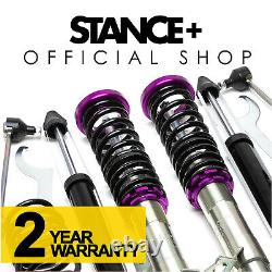 Stance+ Ultra Coilovers Ford Fiesta Mk6 1.0, 1.3, 1.4, 1.6 TDCi (2001-2008)
