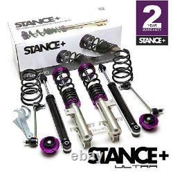 Stance+ Ultra Coilovers Suspension Kit Vauxhall Adam (All Engines)